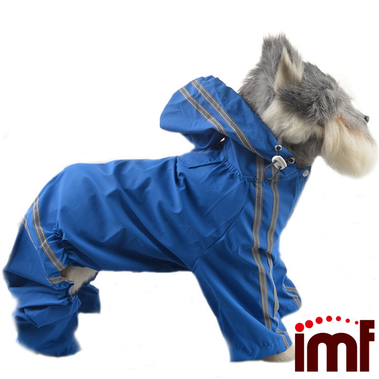 Doggie Slicker Raincoat For Large Dogs