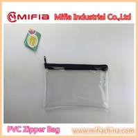 Eco-friendly PVC material plastic custom big size jumbo large pencil case ,clear vinyl pvc pencil zipper bags