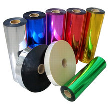 PET Color film/holographic pet color film/metalized pet color film for spangle sequins
