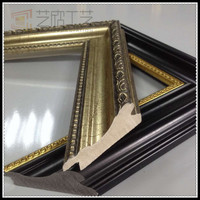 Eco-friendly Material with superior quality PS Plastic Photo Frame moulding picture frame