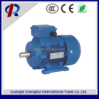 0.55kw MS7122 three phase ac motor for vacuum pump