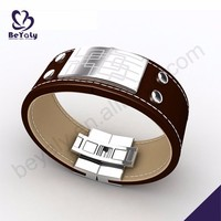 Shiny cool modern stylish jewellery bracelet buckle