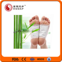 Relax Detox Foot Pads Detoxication Patches Removes Toxins made in China