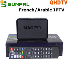 Wholesale IPTV half year QHDTV account supported MAG250 IPTV BOX Cartoon Network Arabic channels