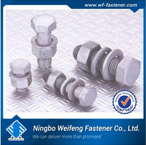 Ningbo Weifeng ISO 9001 good quality manufacturers chainring bolt