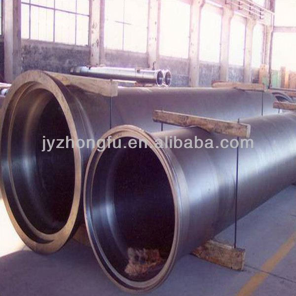 Forged mold for centrifugal casting ductile cast iron pipe