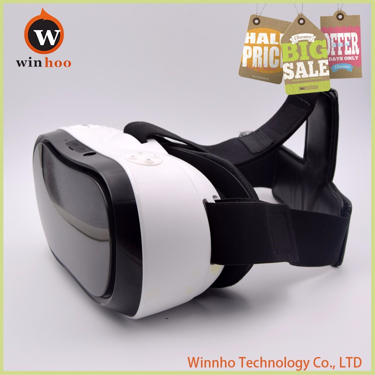 Factory Price!!!Winhoo Vr Equipment Custom logo All in one Vr Headsets for hot blue sexy movie