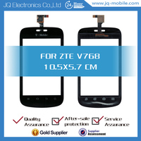 Cheap cell phone spare parts touch screen replacement for ZTE V768