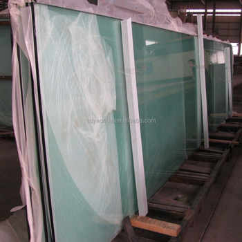 Export Factory Low price AS/NZS ISO Artificial tempered Staircase Panels