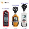 Competitive Price High quality CE approved LCD handy digital wind speed temperature measure gauge anemometer