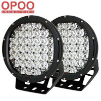 "Super bright car accessories 4WD offroad 9"" 185w car led driving light"