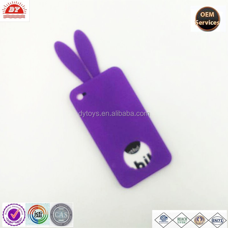 OEM Epoxy phone shell silicon phone case ICTI ,ISO ,BV certificates
