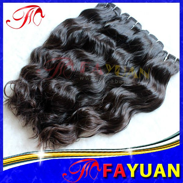 Wholesale Peruvian weave natural color 1b virgin unprocessed hair extension