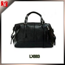 Hot sale high quality brand name fashion women totes handbag PU bags handbag factories in china