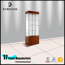 2017 newest style wall Watch display/fashion style watch display case/watch display case for sale