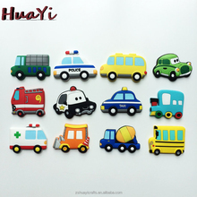 Rubber Personalized Fridge Magnets Custom 3d Mini Car Fridge Magnets -HUAYI CRAFTS FACTORY