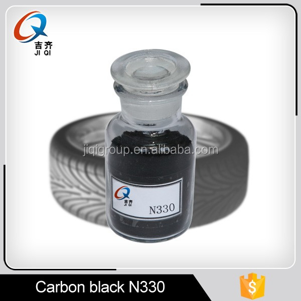 Pyrolytic Carbon black N330 for black pigment plastic masterbatch