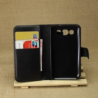Hot selling for samsung galaxy win i8552 leather case