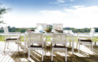 high end outdoor wicker restaurant furniture