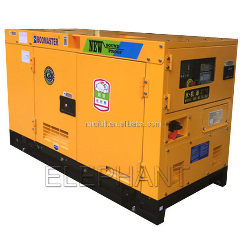 China Yangdong Engine Silent 10kw Diesel Generator Price