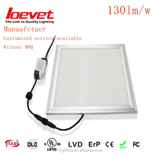Loevet square recessed light cover/ surface mounted 600x600 for commercial lighting
