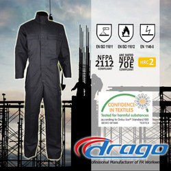 industrial protective anti-fire clothes supplier