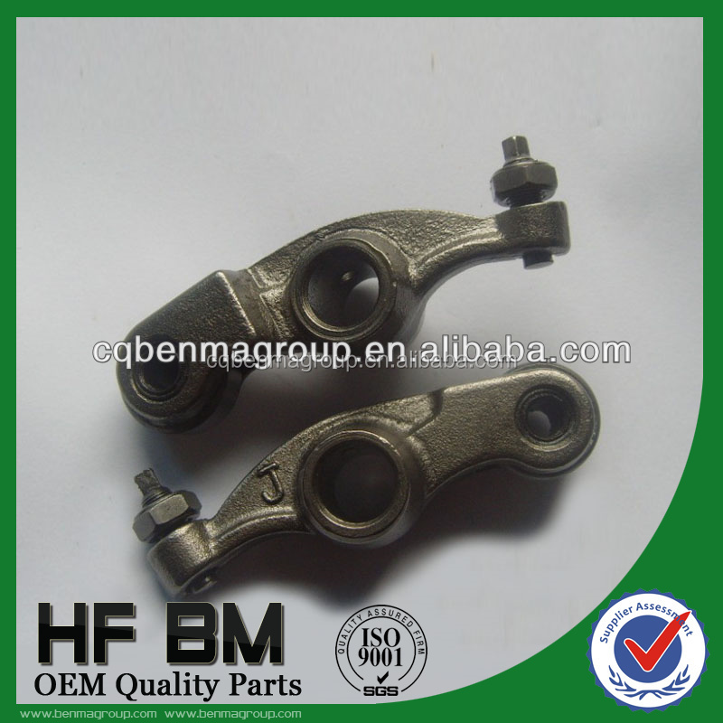 Super Quality GY6-125 CG125 motorcycle rocker arms, wholesale titan JH70 rocker arms motorcycle