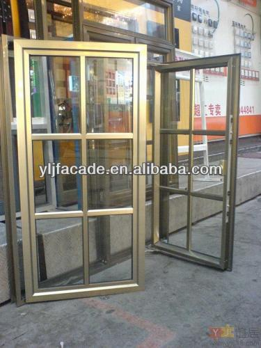 professional aluminum entry door