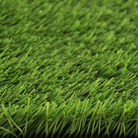 PU Backing Outdoor Soccer Turf