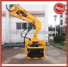 Pile Hammer ( Mounted with 20~60 tons excavator )