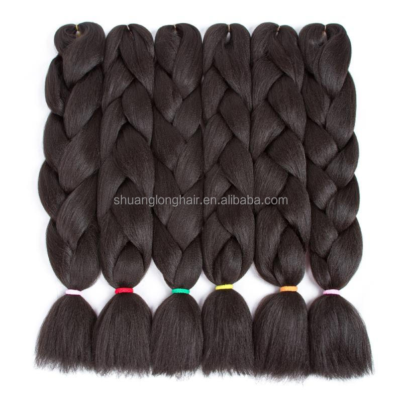 Wholesale 82inch 165g/pc Expression Jumbo Ultra Braids Crochet <strong>Hair</strong> Synthetic Braiding <strong>Hair</strong> X-Pressions