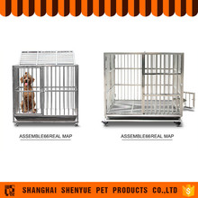 Small animal Easy to clean Foldable Cat cage