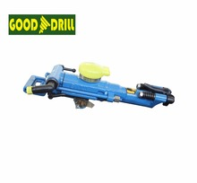 Manufacturers air Leg hand held pneumatic YT23 hard rock drilling machine