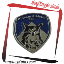 Custom sheild shaped eagle emblem