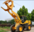 3 TON WHEELED LOADER TAIAN LUNENG MACHINERY