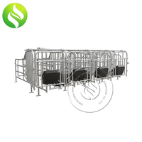 locating bar Agricultural poultry farming livestock equipment pig gestation crate railing parapet handrail