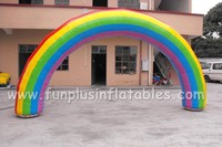 Hot sale advertising inflatable arch/event arches/cartoon arches P1010