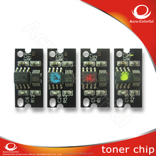 High Quality Chip Resetter for Konica Minolta Bizhub C25 Develop ineo +25 Toner Reset Chips