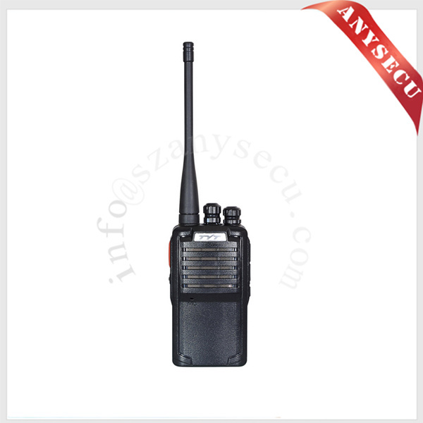 police two way radio handheld TYT-600 2 way intercom system