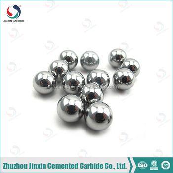 tungsten carbide valve ball and seatl