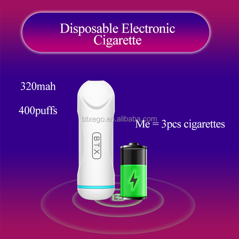 Attractive price E Cigarette Starter Kit Sexy product 1.3ml capacity disposable vape pen e-cigarette kit