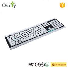 2017 Rubber Wireless Keyboard Typewriter Keyboard For Ipad Mini Air