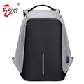 Factory Custom Design Fashionable Business Waterproof Reflective Usb Charging Bag Anti Theft Laptop Backpack