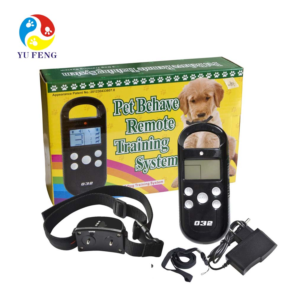 Super quality most popular hot sell stop bark dog training collar
