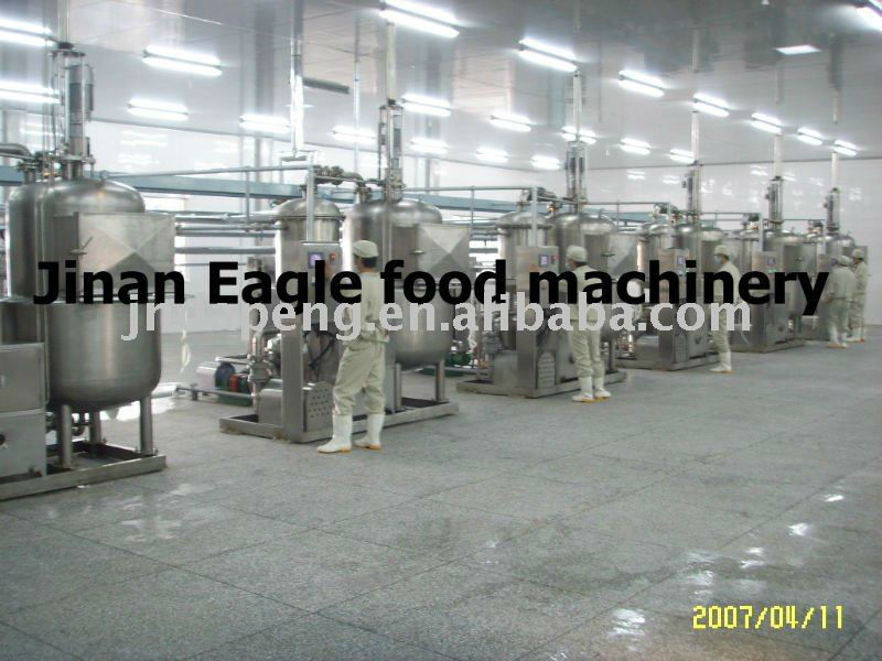 Jinan Eagle vacuum fryer machine for fruit, vegetable, seafood, meat
