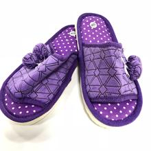 Wholesale Colorful Fashion Soft Massage Home Cotton Indoor Winter Slipper for Lady and Man