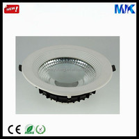 2015 innovative new products plastic casing led downlight aluminum Downlight led housing with reflector