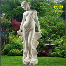 European people Venus stone Characters of white marble sculpture
