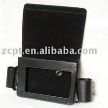 Leather In-car DVD Bag Cover Case