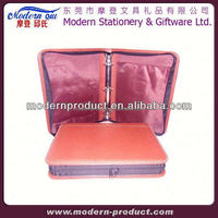 special design fashion leather folder